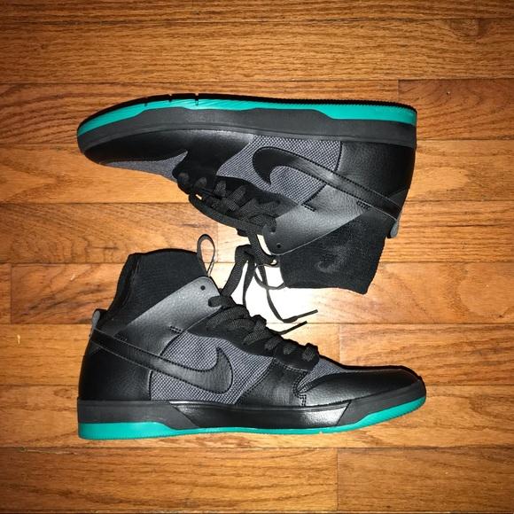 Sample Nike Zoom SB Dunk Elite High SZ 9 RARE NEW bd3e37c3a5bf